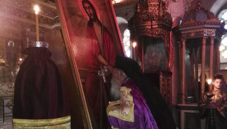 Η Ακολουθία του Νυμφίου στην Τρίπολη (ΦΩΤΟ)