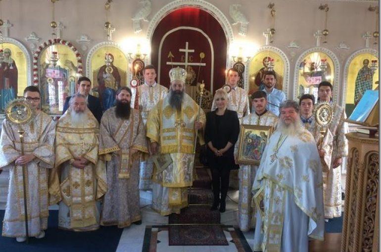 Η εορτή του Αγίου Λαζάρου στην Ι. Μ. Κίτρους (ΦΩΤΟ)