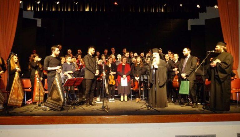 ''Από το Πάθος στην Ανάσταση'', ένα εξαιρετικό μουσικό δρώμενο στην Ι. Μ. Σπάρτης