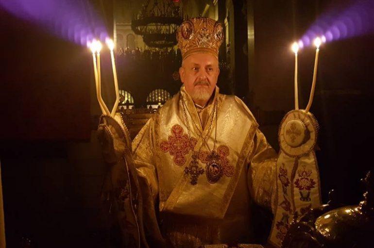 Ανάσταση στον Ι. Ναό Αγίου Στεφάνου Παρισίων (ΦΩΤΟ)