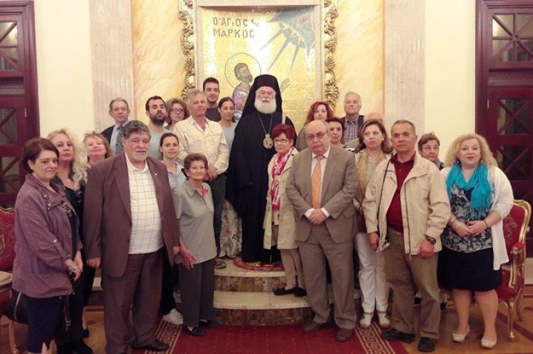 Μεγάλη Εβδομάδα και Πάσχα στο Πατριαρχείο Αλεξανδρείας (ΦΩΤΟ)