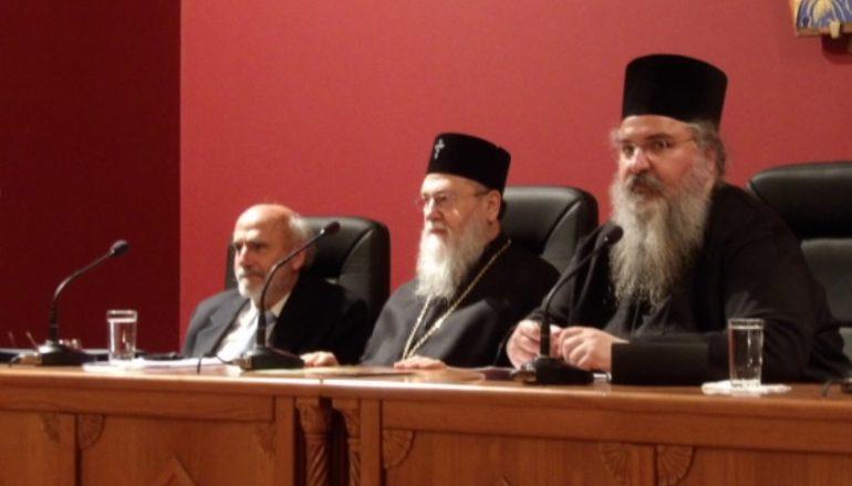 Ο Αλέξανδρος Κωστάρας ομιλητής στην Ι. Μ. Κορίνθου (ΦΩΤΟ)
