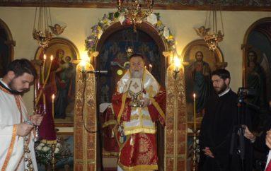 Θ. Λειτουργία στο Μετόχιο της Ι. Μ. Προφήτου Ηλιού Ζαχόλης (ΦΩΤΟ)