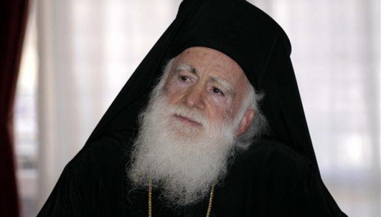 Ο Αρχιεπίσκοπος Κρήτης καταδικάζει τη γιόγκα