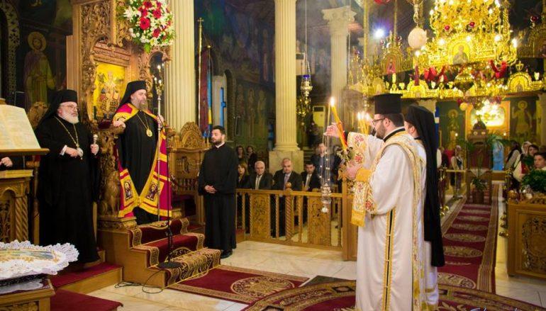 Η μνήμη του Πατριάρχη Κυρίλλου του ΣΤ´ στην Ι. Μ. Διδυμοτείχου (ΦΩΤΟ)