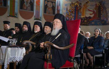 Ξεκίνησαν οι εκδηλώσεις για τον Οικ. Πατριάρχη στο Σαμπεζύ (ΦΩΤΟ)
