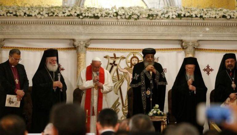 Οικουμενική προσευχή για την ειρήνη στο Κάιρο (ΦΩΤΟ-ΒΙΝΤΕΟ)
