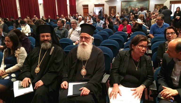 Ο Μητροπολίτης Δημητριάδος για το Μάθημα των Θρησκευτικών στην Λευκωσία (ΦΩΤΟ)