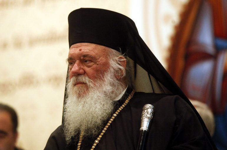 """Αρχιεπίσκοπος Ιερώνυμος: """"Γιατί τόση εμμονή με το ξήλωμα των πάντων;"""""""