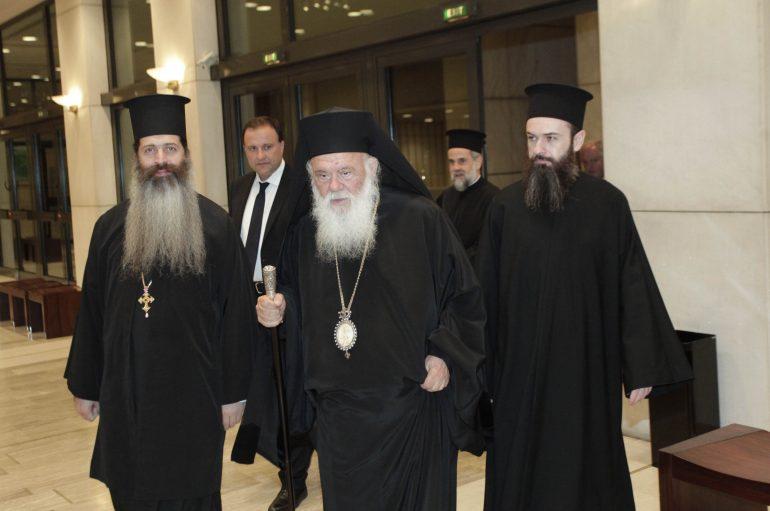 Παρουσία του Αρχιεπισκόπου το ρεσιτάλ «AKROASIS–Aνάμεσα σε Ανατολή και Δύση» (ΦΩΤΟ)