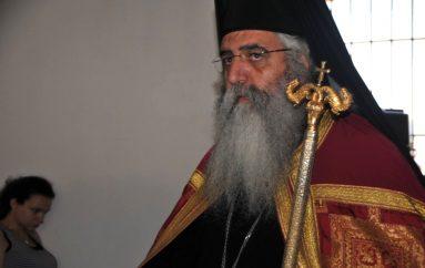 Μητροπολίτης Μόρφου: «Μέσα στους αέρηδες τους κρυφούς έχει η Κύπρος το μερτικό της»