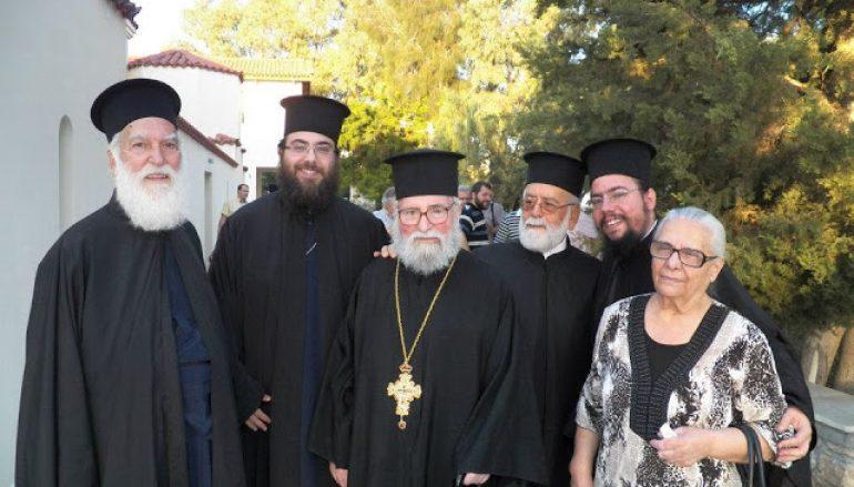 Εκοιμήθη ο π. Μιχαήλ Περδικάκης της Ι. Μ. Γλυφάδας (ΦΩΤΟ)