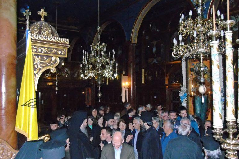 «Αχός βαρύς ακούγεται» από το Μοναστήρι της Φανερωμένης στη Λευκάδα (ΦΩΤΟ-ΒΙΝΤΕΟ)
