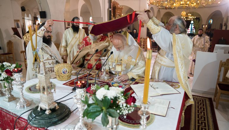 Η εορτή του Αγίου Λαζάρου στο Διαβατό Ημαθίας (ΦΩΤΟ)