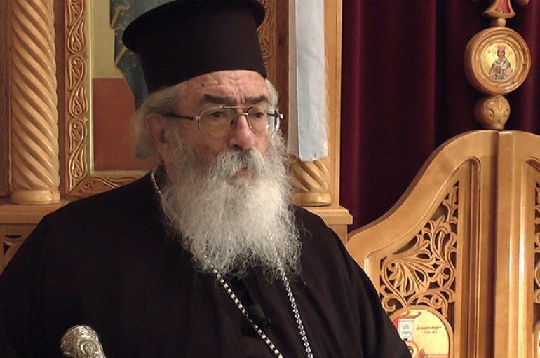 O Αρχιεπίσκοπος Σινά μιλά για την επίθεση στη Μονή Αγίας Αικατερίνης
