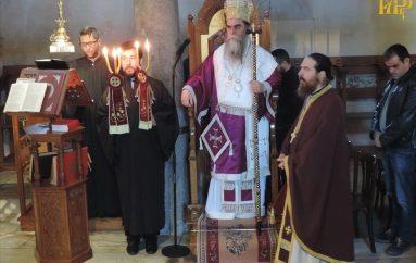 Μεγάλη Πέμπτη πρωΐ στον Ι. Ναό Αγίας Θεοδώρας Άρτης (ΦΩΤΟ)