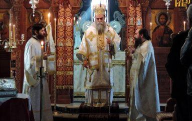 Πρώτη Ανάσταση στην Ιερά Μονή Ροβελίστης Άρτης (ΦΩΤΟ)