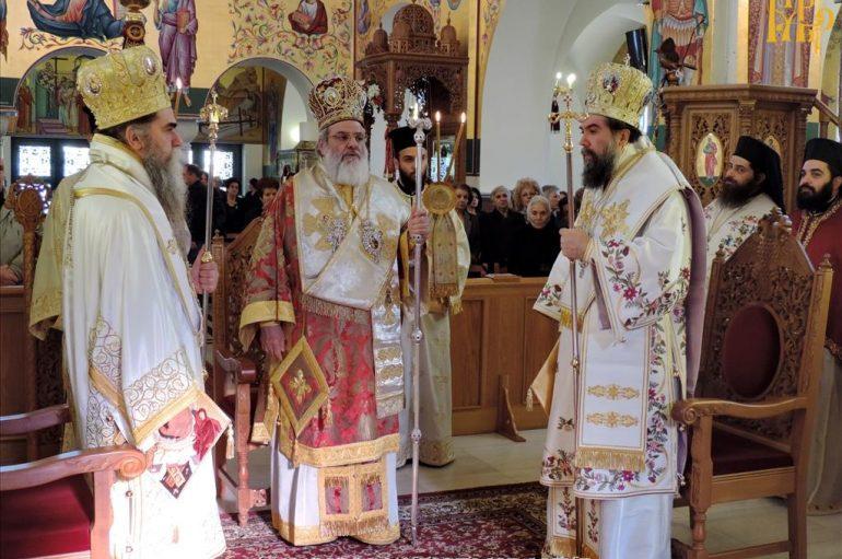 Τον πολιούχο τους Άγιο Νικήτα τίμησαν οι Σέρρες (ΦΩΤΟ)