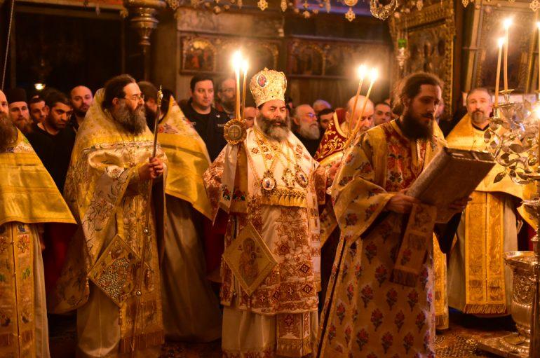 Η εορτή ευρέσεως της Παναγίας Πορταϊτίσσης στην Ι. Μ. Ιβήρων (ΦΩΤΟ)