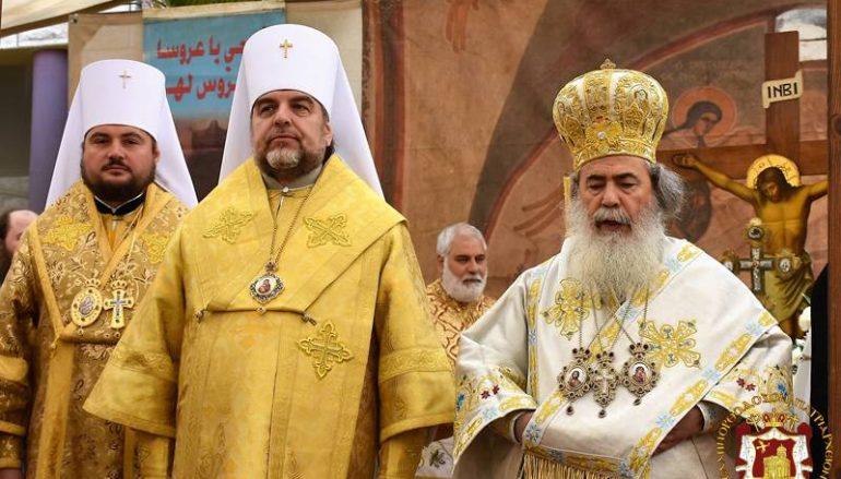 Η εορτή του Ευαγγελισμού της Θεοτόκου στη Ναζαρέτ (ΦΩΤΟ)