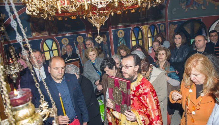 Πανηγύρισε το Παρεκκλήσι της Παναγίας Γερόντισσας στην Μαραθούσα Χαλκιδικής (ΦΩΤΟ)