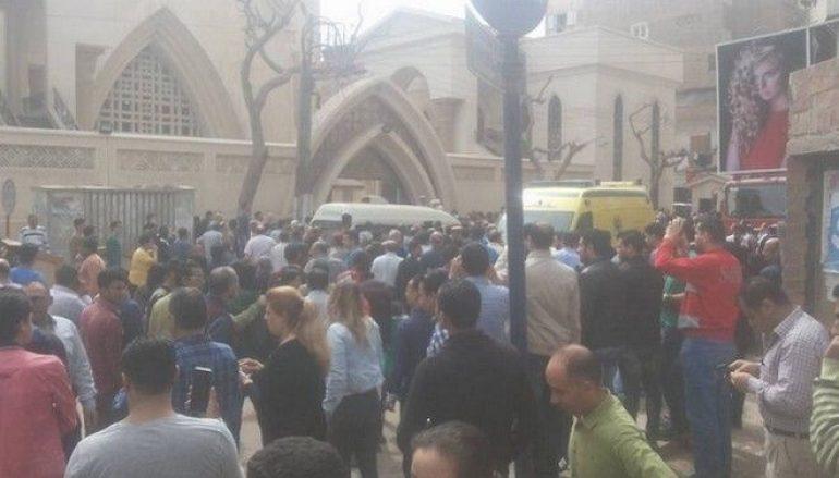Αίγυπτος: Βόμβα εξερράγη σε εκκλησία στην πόλη Τάντα