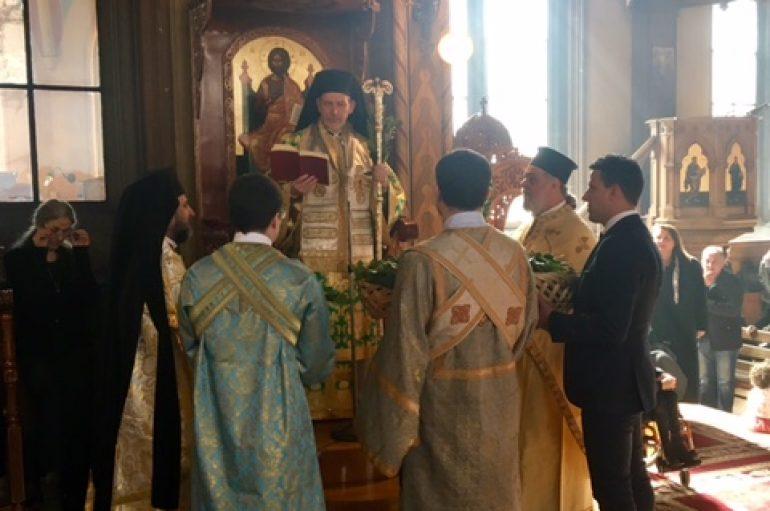 Τρισάγιο στον Καθεδρικό Ναό της Στοκχόλμης για τα θύματα του τρομοκρατικού κτυπήματος