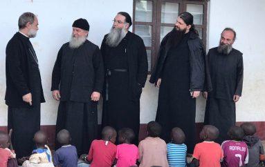 Eκκλησιαστική αντιπροσωπεία της Ι. Μ. Κίτρουςστην Τανζανία (ΦΩΤΟ)