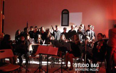 Εκδήλωση με θέμα τη ζωή του Αγίου Λουκά στα Λευκάκια Ναυπλίου (ΦΩΤΟ)