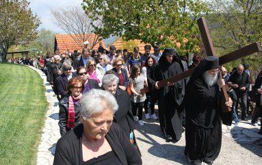 Τα πάθη του Χριστού στο Τρίκορφο Φωκίδος (ΦΩΤΟ)