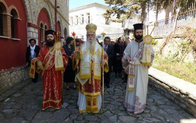 Τη Σύναξη της Παναγίας της Πορταϊτίσσης τίμησε η Καστοριά (ΦΩΤΟ)