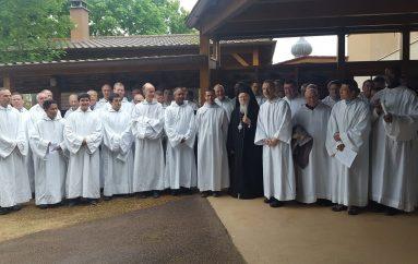 Επίσκεψη του Οικουμενικού Πατριάρχου στην Κοινότητα του Ταιζέ (ΦΩΤΟ)