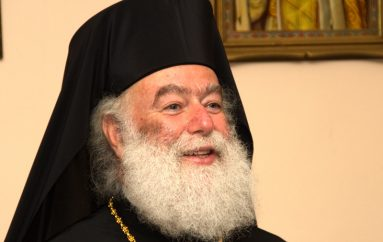 """Πατριάρχης Αλεξανδρείας: """"Δεν ξέρουμε αν αύριο θα είναι η δική μας σειρά"""""""