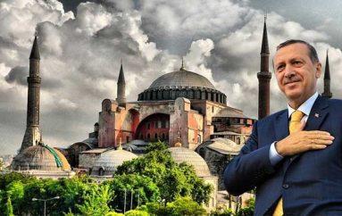 Ο Ερντογάν θα προσευχηθεί μoυσουλμανικά στην Αγιά Σοφιά την Μ. Παρασκευή