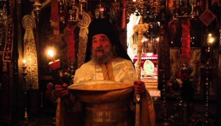 """H τελετή του Αγίου Φωτός-φεστιβάλ στην Εκκλησία"" – του Καθηγουμένου της Ι.Μ. Δοχειαρίου"