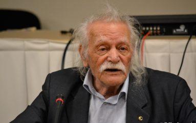"""Μ. Γλέζος: """"Η Ελληνική Εκκλησία στάθηκε όλα τα χρόνια δίπλα στον λαό"""" (ΦΩΤΟ-ΒΙΝΤΕΟ)"""