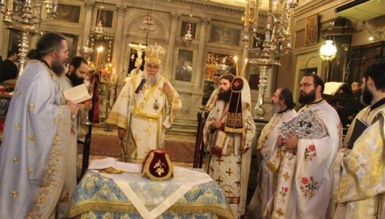 Ακολουθία επί Διασαλεύσει Αγίας Τραπέζης και χειροτονία διακόνου στην Κέρκυρα (ΦΩΤΟ)