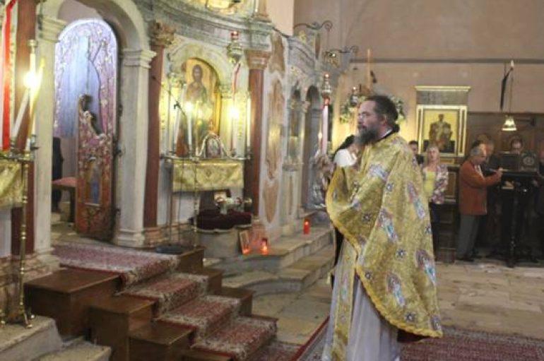 Η Εορτή των Αγίων Ιάσονος, Σωσιπάτρου και Κερκύρας στην Ι. Μ. Κερκύρας (ΦΩΤΟ)