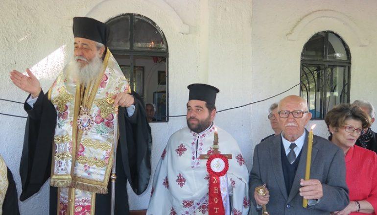 Η εορτή του Αγίου Μάρκου στην Ι. Μητρόπολη Φθιώτιδος (ΦΩΤΟ)