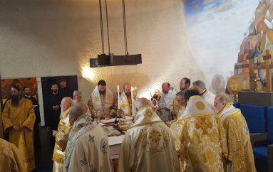 Πατριαρχική Θεία Λειτουργία στο Σαμπεζύ της Γενεύης (ΦΩΤΟ)