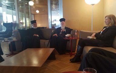 Ο Οικουμενικός Πατριάρχης στην Ελβετία