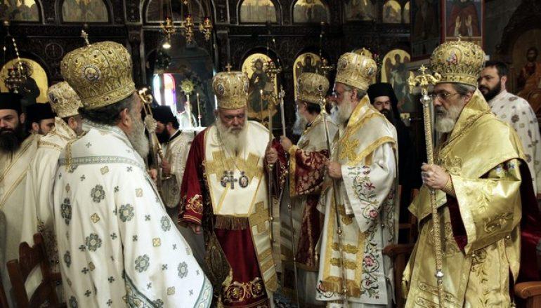 Στη Νέα Μάκρη ο Αρχιεπίσκοπος για τον εορτασμό του Αγίου Εφραίμ (ΦΩΤΟ)