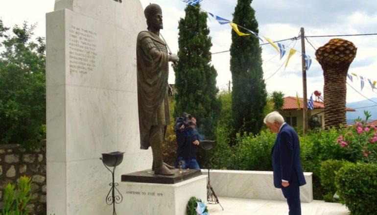 Εκδηλώσεις τιμής και μνήμης για τον Κων/νο Παλαιολόγο στο Μυστρά (ΦΩΤΟ)