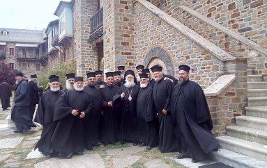 Προσκύνημα στο Άγιον Όρος της Ι. Μ. Διδυμοτείχου (ΦΩΤΟ)