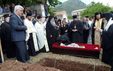 Κηδεύτηκε ο Στρατιωτικός Αρχιμ. Νεόφυτος Παντζής (ΦΩΤΟ)
