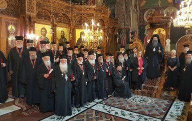 Ο Σύνδεσμος Ιερέων της Ι. Μ. Κίτρους εόρτασε τον Προστάτη του (ΦΩΤΟ)