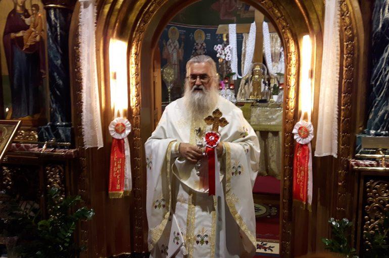 Η Εορτή της Ανακομιδής των λειψάνων του Αγ. Νικολάου στην Ερέτρια (ΦΩΤΟ)