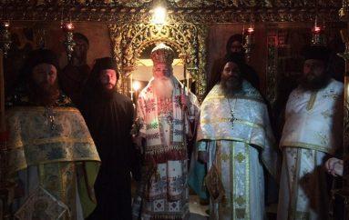 Νέος Μοναχός στην Ι. Μονή Παναγίας Άνω Ξενιάς (ΦΩΤΟ)