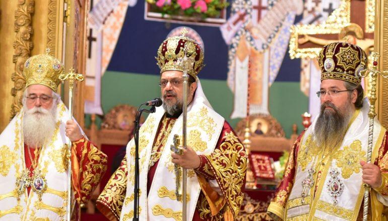 Λαμπρός ο εορτασμός της Αναλήψεως στο Βόλο (ΦΩΤΟ)
