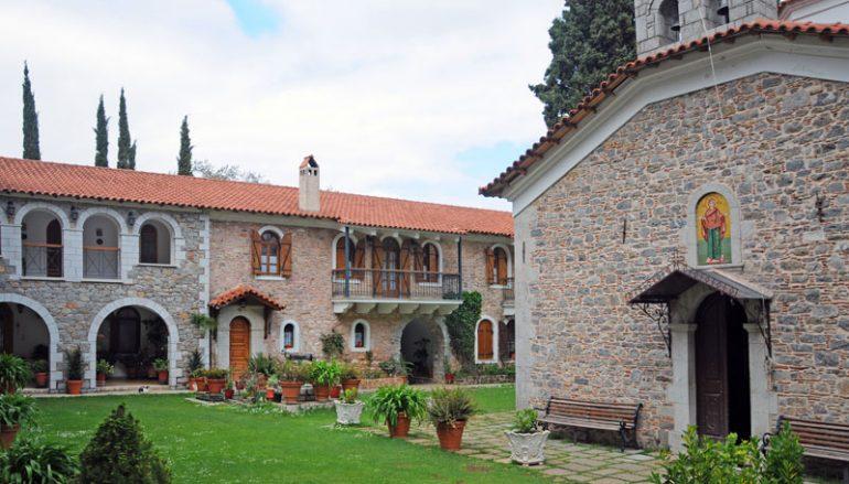 Εκοιμήθη η Καθηγουμένη της Ι. Μονής Ιερουσαλήμ Δαυλείας